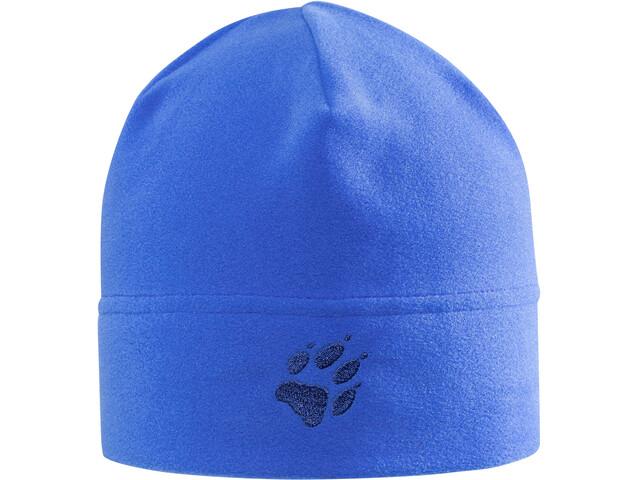 Jack Wolfskin Real Beanie Stuff Kinder coastal blue